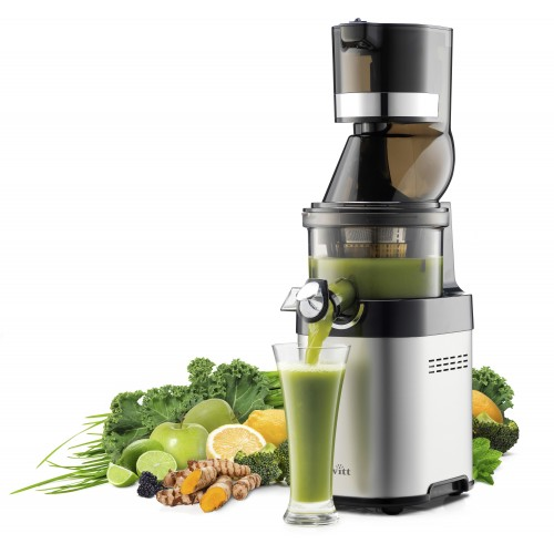 Witt By Kuvings Whole Slow Juicer B6000 : Witt by Kuvings Chef CS610 - Professionell Slowjuicer