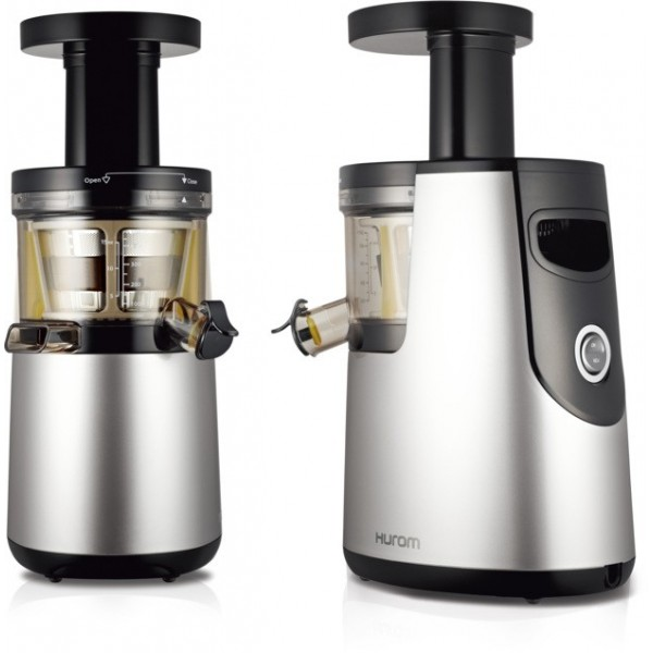 Hurom Slow Juicer Black Friday : Hurom HU-700 Slow Juicer - Kr. 3 395:- Kop den pa Safter.se